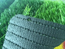 artificial grass rubber mat,football grass filled with EPDM rubber granules