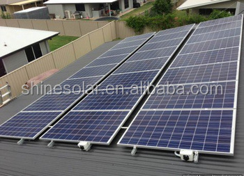 factory direct sell polycrystalline 150w nano solar panels