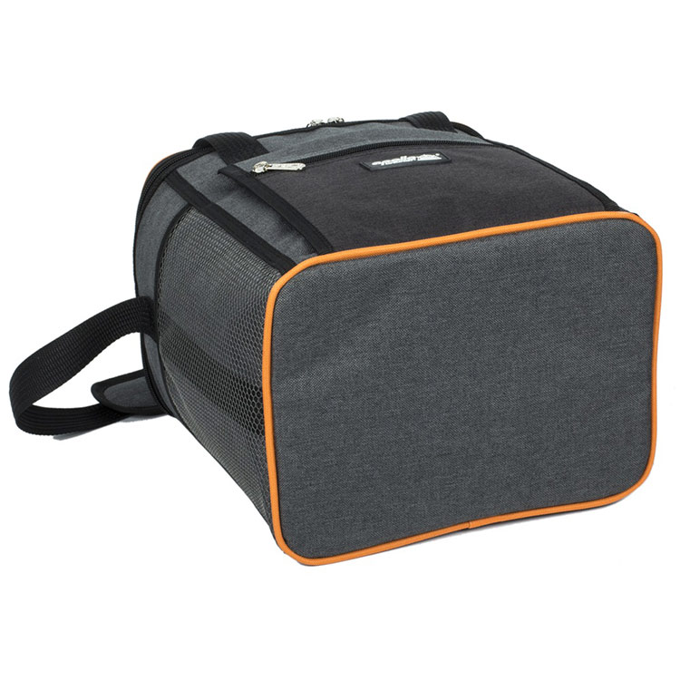 Thermal Food Delivery Bag For Hot Food With Cooler Compartment