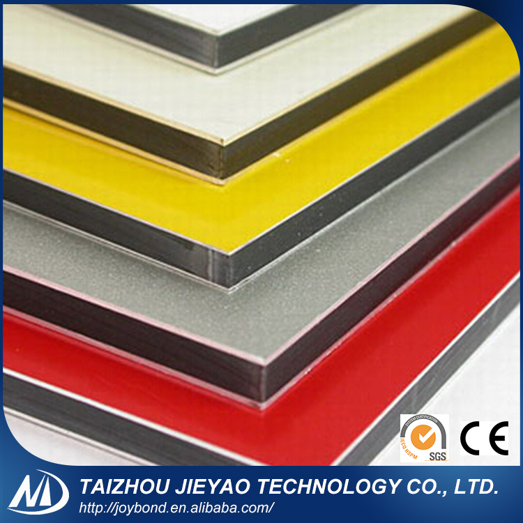 Competitive Price Waterproof Decorative Building Material Pvdf Facade Panel