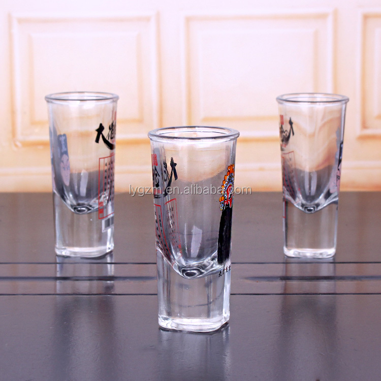 Dining Set Party Summer 200ml Water Cup Glass Drinking Water Glass