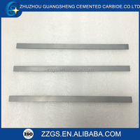 2016 high quality customized tungsten carbide flat