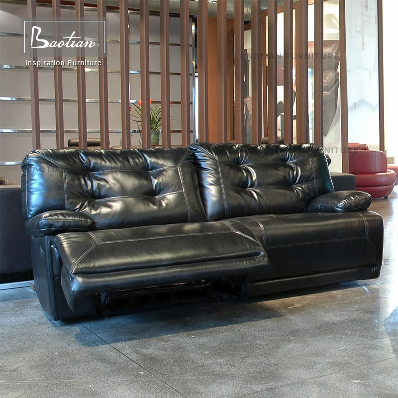 Queen leather furniture recliner sofa alibaba sofa