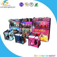 Arcade Bowling Fast Gun Shooting Game Machine with Colorful Outlook