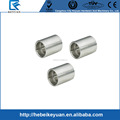 304 316 stainless steel inner thread sleeve coupling