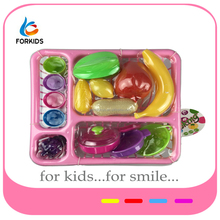 GOOD QUOALITY FUNNY KITCHEN WARES TOY SET,KID'S HOBBY TOYS FOR PRETEND PLAY,PLASTIC KITCHEN FOOD SET