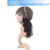 Guangzhou brazilian body wave human hair full lace wig for black women,the 100% yaki human hair wig,free lace wig samples