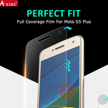 tpu screen protector Anti blue light screen guard For Moto G5 Plus
