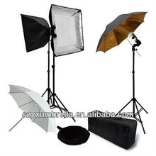 Fotodiox Elite Flash Umbrella Bracket Kit - with 1x Elite Bracket, 1x Light stand