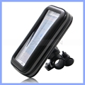 Reflective Bicycle Bike Handlebar Mount Holder Waterproof Phone Bag