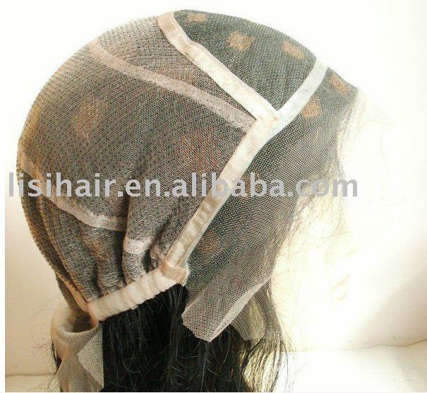 Pretty glueless remy hair Full lace wigs