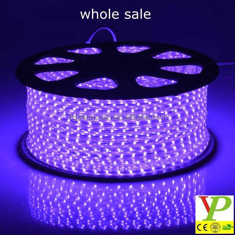 12v 3528 waterproof/non waterproof uv black light strip led with free samples