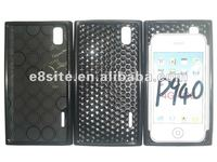 Various Pattern TPU Gel Skin Phone Case For LG P940 Prada 3.0