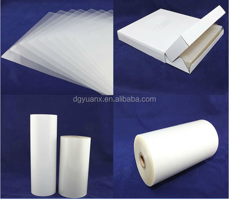 high quality custom thermal laminating pouches