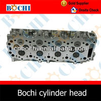 Cheap price car engine part 4hg1 cylinder head