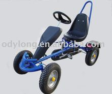 LATEST DESIGN body fitness pedal go kart/outdoor pedal go karting