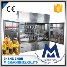 MIC-ZF8 factory produce automatic edible oil and cooking oil filling and bottling machine plant 1000-4000bph with ce certificate