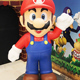 Popular Game Character Fiberglass Lifelike Super Mario Statue