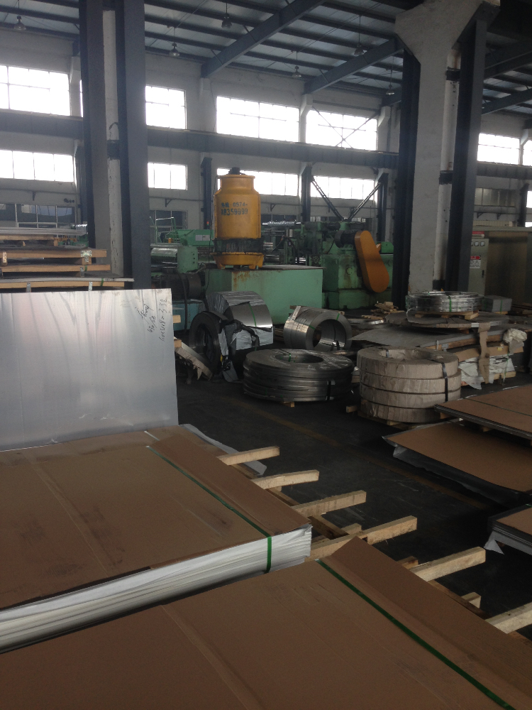 hot sale H2260P cold rolled high yield strength stainless steel sheet