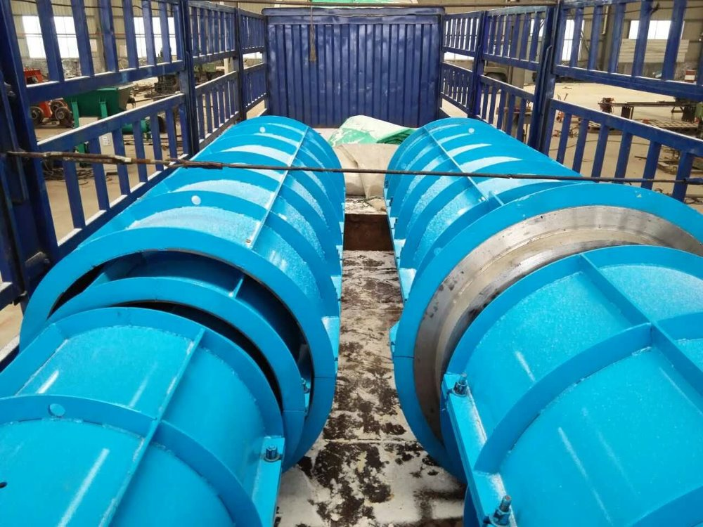 three kinds joint Cement Drainage Irrigation Pipe Moulds