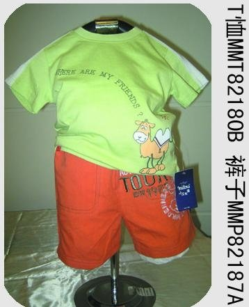 Baby Cloth-Summer Wear