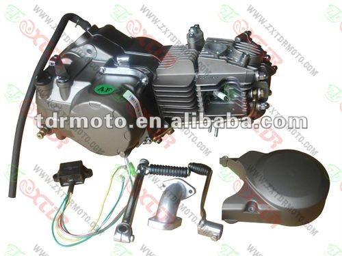 Promotion Zongshen 160cc kick start engine