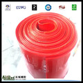 Grade A red color SILICONE RUBBER SHEET