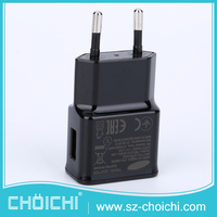 Top quality with competitive price USB wall charger for Samsung Black ETA-U90EBE adapter for Samsung cell phone