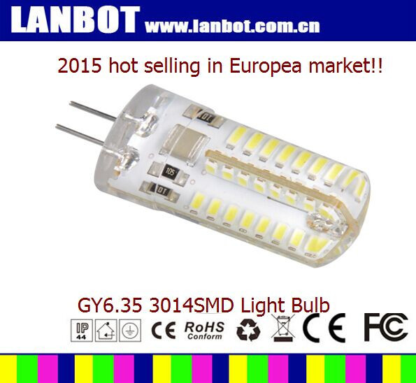 2016 ce rohs Hot Sell 13*38mm 2700K/3000K/4000K/6000K AC110V/220V AC/DC12V LED G4 Bulb RA>82 88
