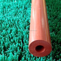 Silicone rubber hollow protective foam tube