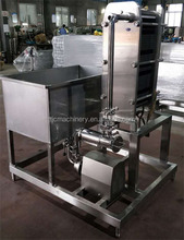 China Plate Type UHT Sterilizer For Milk,Yogurt,Beverage,Juice/Plate Type Milk Pasteurizer and Cooler