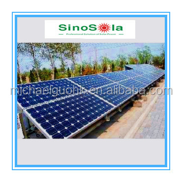 10KW On Grid Solar System by Solar System Supplier Sinosola