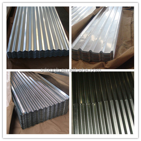 Corrugated Steel Sheets Roofing/metal roof