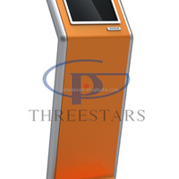 Service Equipment For Advertising Touch Kiosk