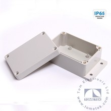 IP65 100*68*50mm molded plastic electronic enclosure