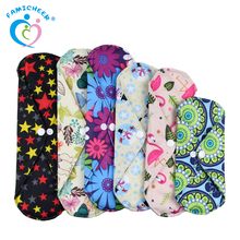 Washing Cloth Organic Sanitary Pads For Women Reusable Menstrual Pad Pounch