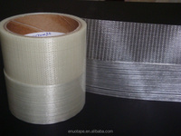 High Bonding Clear Mono and Cross Glass fiber Reinforcing Filament Tape