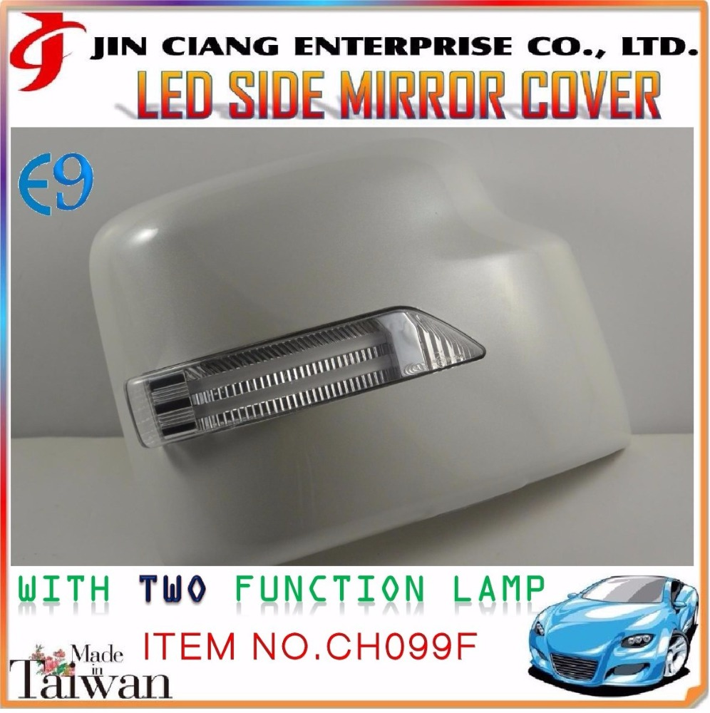 Car Body Parts FOR SUZUKI JIMNY EVERY LED SIDE REAR VIEW MIRROR COVER