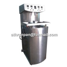 automatic 60L chocolate mini tempering machine