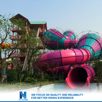 2016 Most popular water tube slide for sale Factory in china