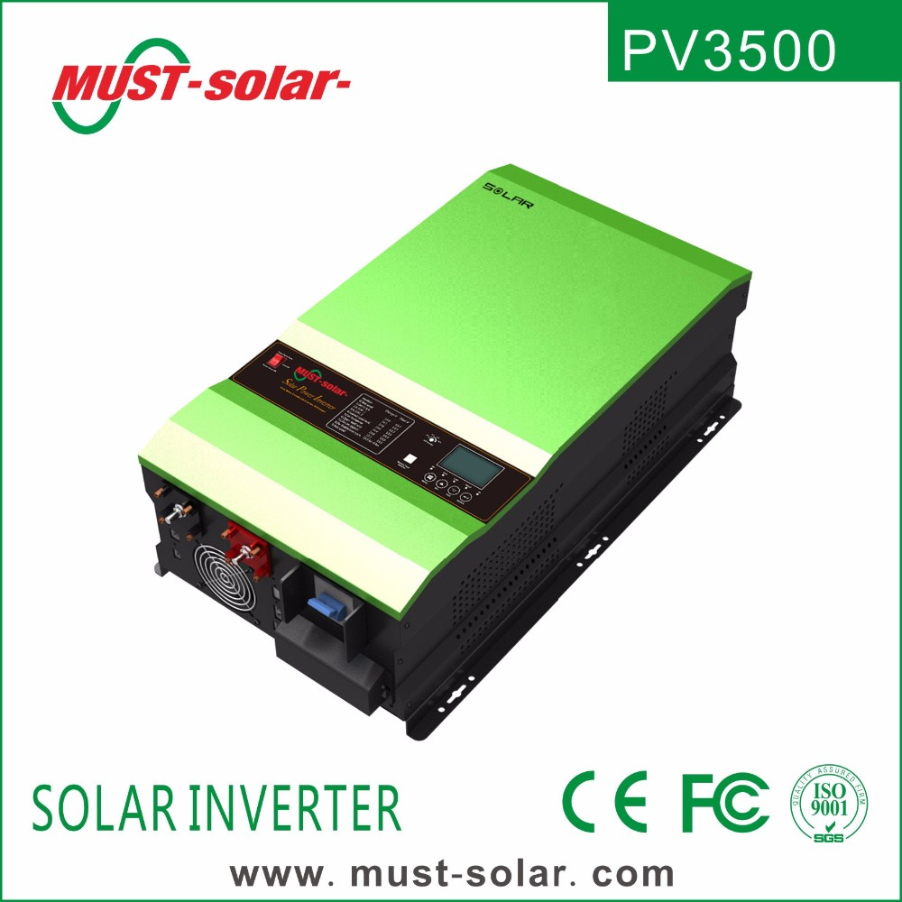 PV1800 Parallel Function 48V 5KVA 4000W Hybrid Inverter Solar Power System with Charger