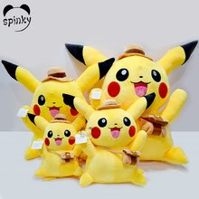Kawaii Plush Stuffed Toys Pikachu Japanese Anime Pokemon Plush Toys