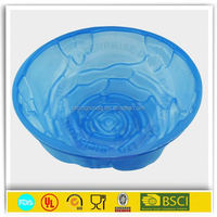 High temperature silicone cookware