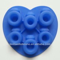 CM-419 hot selling silicone bakeware/cake mould