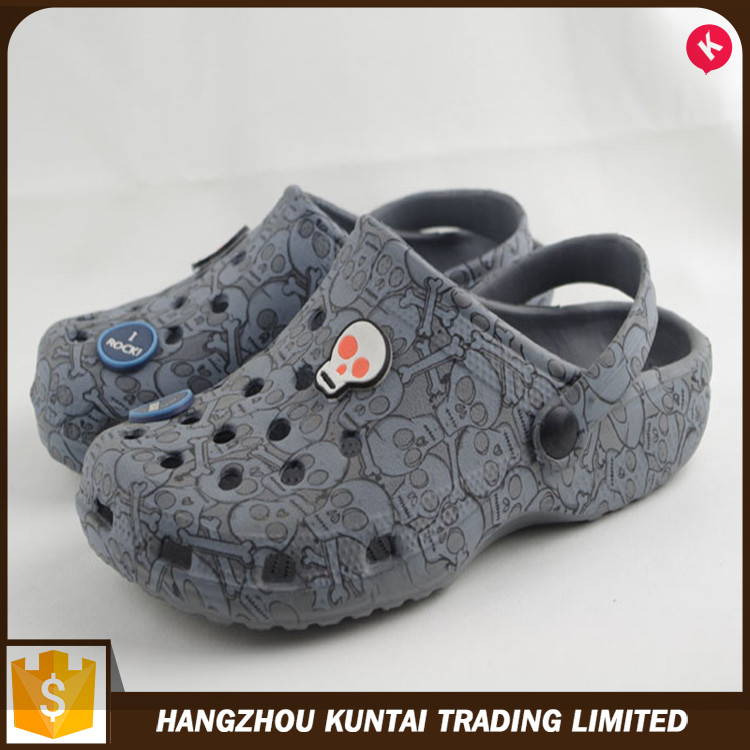 Factory sale various widely used unisex garden shoes kids eva clogs