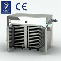 Drying machine for dehydrated vegetable and fruit