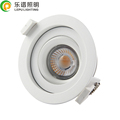 Nordic selling 8watt warm 2700k 3000k cob led ceiling downlight set dimmable with Nemko TUV SAA certification 99ra