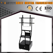 China Supplier New Design Galvanized Sheet Metal Corner Tv Stand