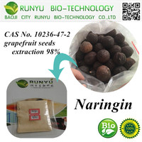 High quality Naringin 98% grapefruit seed extract in bulk supply
