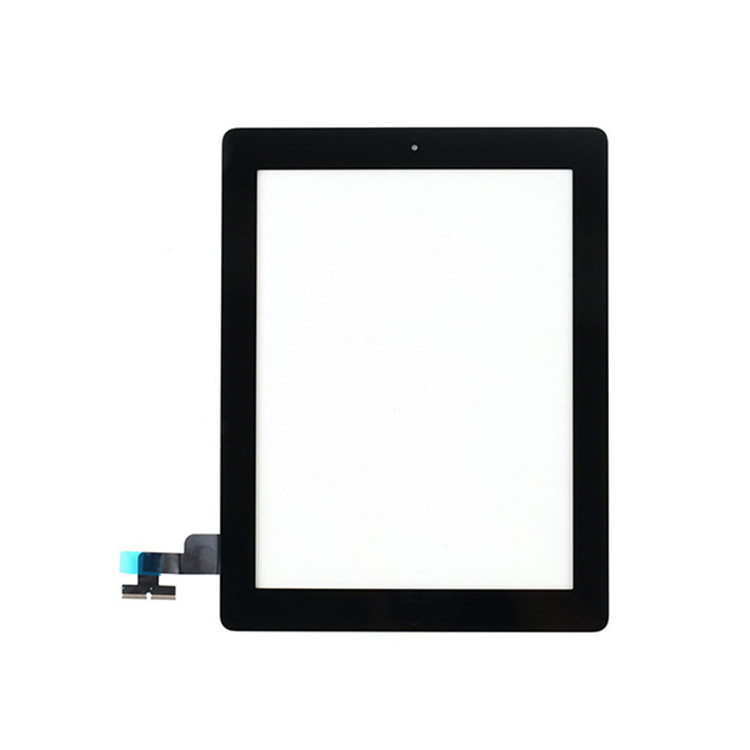Glass Touch Screen Digitizer Home Button Assembly for iPad 2